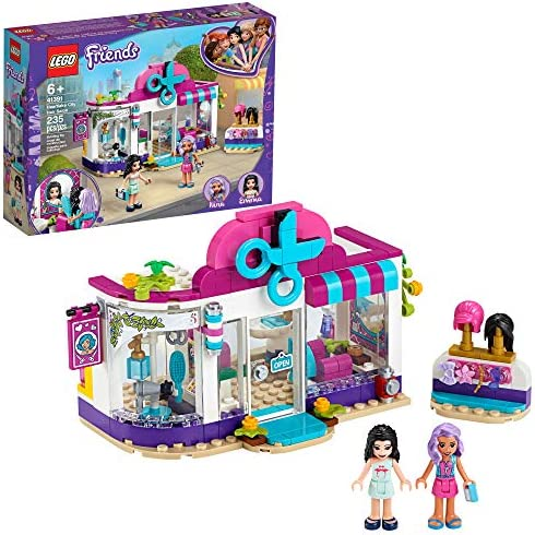 LEGO Friends Heartlake City Play Hair Salon Fun Toy 41391 Building Kit Featuring LEGO Friends product image