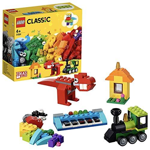 LEGO Classic Mattoncini e Idee, Giocattoli da Costruzione, 11001