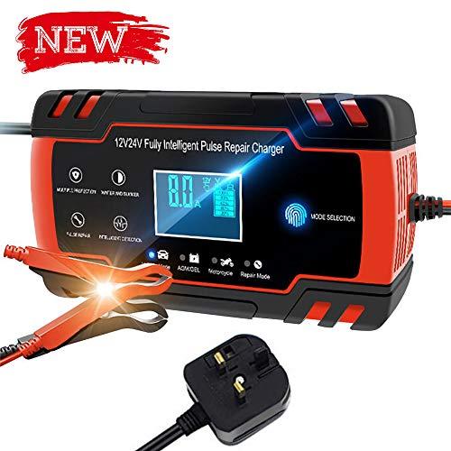 Car Battery Charger, Enhanced Ed...