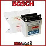 0092M4F290 BATTERIA BOSCH YB10L-B CON ACIDO YB10LB MOTO SCOOTER QUAD CROSS