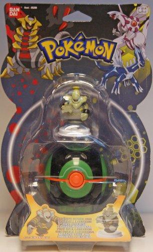 Pokemon - Diamond and Pearl - Spinning Figure & Pokeball Launcher - #477 Dusknoir - Figur ca. 5cm - OVP