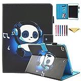 MOKASE iPad Mini Coque, Mini 4/5 Mini 3/2 Étui PU Cuir Flip Portefeuille Stand Intelligent Housse [Auto Réveil/Sommeil] pour...