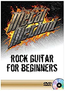 Rock Guitar for Beginners - Stage One (includes: 2 DVDs, tab, play along backing tracks)