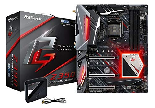 ASRock Motherboard (Z390 Phantom Gaming...