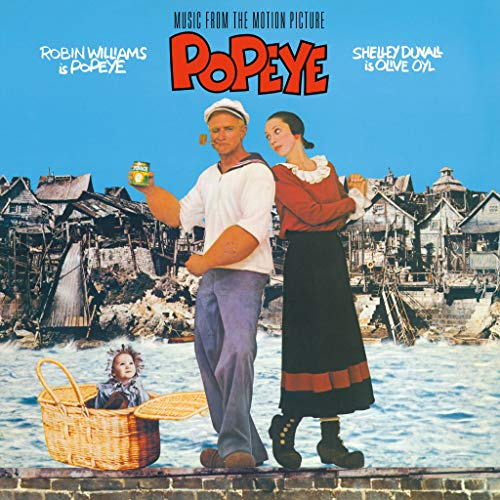 Popeye (Music From the Motion Picture) [Disco de Vinil]