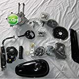 CDHPOWER 2 Stroke Gas Bicycle Engine kit PK80 Unassembled Gas Motor Kit-Gas Motorized Bicycle 66cc/80cc