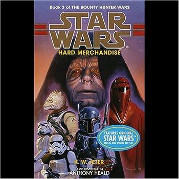 Star Wars  The Bounty Hunter Book 3  Hard Merchandise