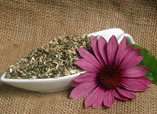 Naturix24 – Sonnenhutkraut Tee, Purpursonnenhutkraut geschnitten – 100 g Beutel