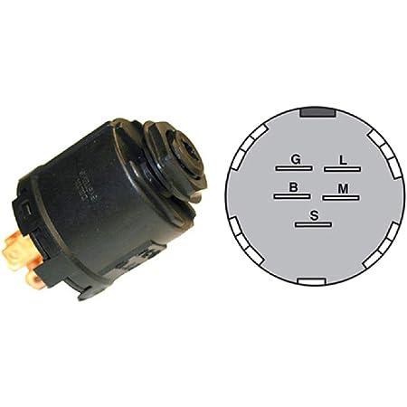 Ignition Key Switch Replaces Husqvarna Craftsman Jonsered Poulan 532158913