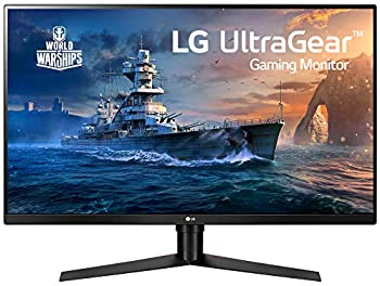 LG 32GK650F-B 32  QHD Gaming Monitor with 144Hz Refresh Rate and Radeon FreeSync Technology  Black