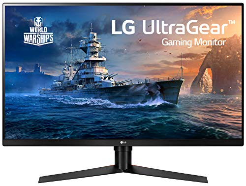 "32"" LG 32GK650F-B QHD Gaming Monitor,144Hz Refresh @Amazon $297"