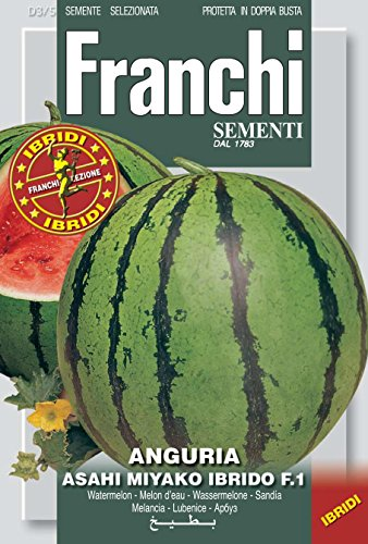 Obstsamen - Wassermelone Asahi Miyako Hybrid F.1 von Franchi Sementi