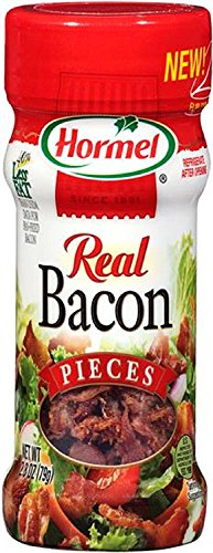 Hormel, Real Bacon Toppings, 2.8oz Bottle (Pack of 3) (Pieces)