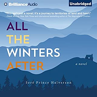 All the Winters After audiobook cover art
