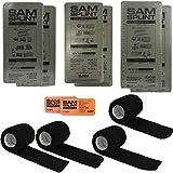 SAM® Splint Combo Pack (2-36' SPLINTS, 2-18' SPLINTS, 2-9' SPLINTS, 2 Finger SPLINTS, & 4 COHESIVE WRAP)
