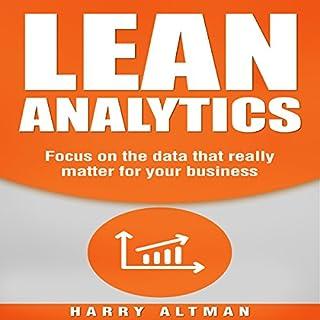 Lean Analytics cover art
