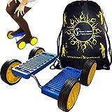 Step Fun + Flames N Games Reisetasche. Balance Spielzeug mit Pedalen. Circus Fähigkeiten Spielzeug...