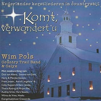 Komt, verwondert u: Nederlandse Kerstliederen in Countrystijl