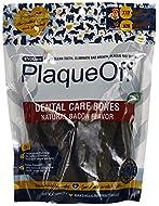 ProDen PlaqueOff Dental Bones Bacon 13 Pieces for Dogs, Bad Breath, Plaque, Tartar, 485 g