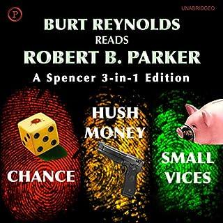 Burt Reynolds Reads Robert B. Parker cover art