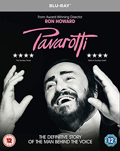 Blu-ray1 - Pavarotti (1 BLU-RAY)