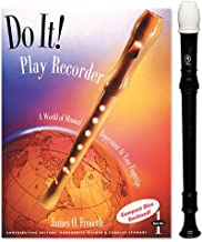 Angel 1-Piece Recorder Pack with Do it! Recorder Book/CD by James Froseth