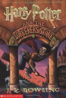 Harry Potter and the Sorcerer's Stone by Rowling, J.K. (1999) Paperback