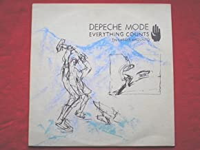 Depeche Mode Everything Counts 12