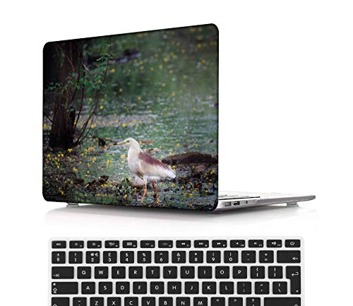 NEWCENT Newest MacBook Air 13' Case,Plastic Ultra Slim Light Hard Case UK Keyboard Cover for Newest MacBook Air 13 inch with Retina Display Touch ID 2020 Release(Model:A2179),SX-YUMAOXL0371