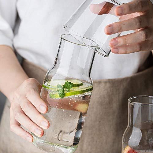 Copas De Champán, Tazas, Regalos Jarra De Agua Con Vidrio Botella De Agua Fría Juegos De Taza Jarra De Agua Junto A La Cama