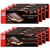 LU Petit Écolier European Biscuit Variety Pack, Chocolate, 8 Count