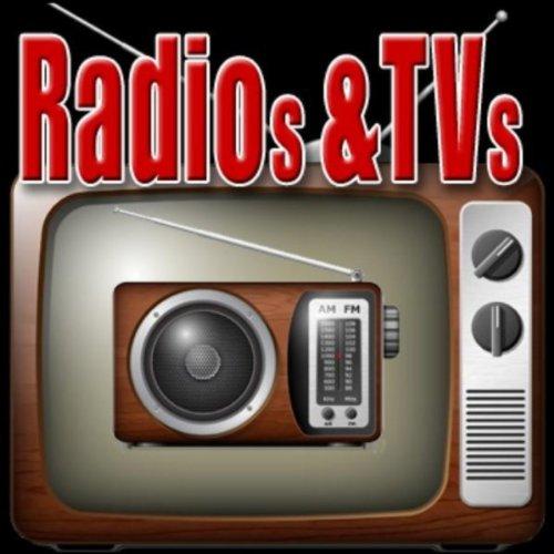 Radio, Vintage - Small Old Transistor Radio, Circa 1970: Switch on, Tune Across FM Band, Switch off, Radios, Vintage Entertainment