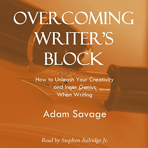 Overcoming Writer's Block audiobook cover art