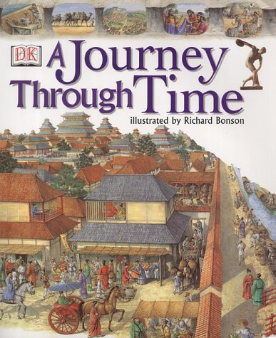 A Journey Through Time: Excavating Life on Earth by DK (2001-10-04)