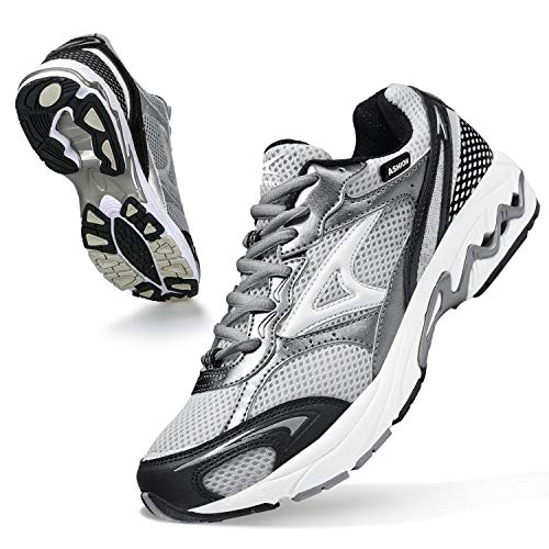 Zapatillas de Running Hombre Calzados para Correr en Asfalto Deporte Sport Casual Sneakers