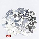 Inducción de sellado plactic tamaño personalizado laminado 500pcs trazadores de líneas tapa de lámina de aluminio para botellas de vidrio PP PET PS PVC ABS,Hdpe more 5cm,4000psc