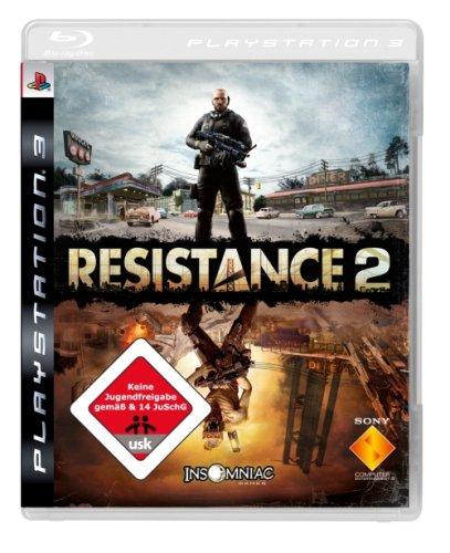 Sony Resistance 2 - Juego (PlayStation 3, FPS (Disparos en primera persona), SO (Sólo Adultos))