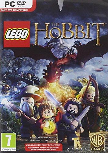 Lego The Hobbit PC GIOCO IN ITALIANO scatola francia