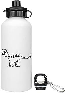 600ml 'Goofy Dinosaur' Reusable Water / Drinks Bottle (WT00031491)