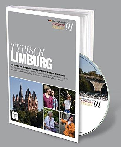TYPISCH LIMBURG - Mediabuch mit Film, Stadtrundgang & Plan (Deutschlands Schönste Perlen / Die einzigartige Stadt-Entdecker-Tour)