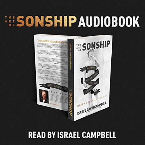 The Art of Sonship: King David Had 20 Sons. Only One Reigned. Which Son Will You Be? audiobook cover art