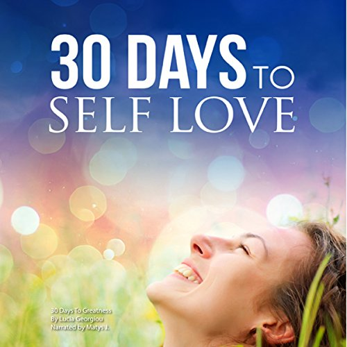 30 Days to Self Love audiobook cover art