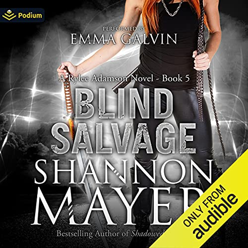 Blind Salvage Audiobook By Shannon Mayer cover art