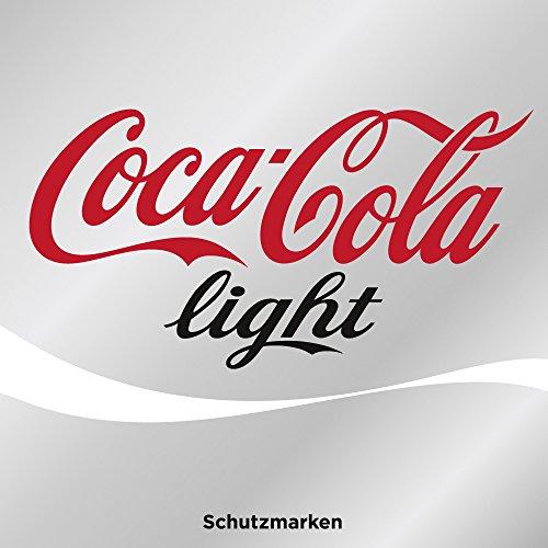 Coca-Cola light 12x1 Liter Mehrweg inklusive Pfand - ohne Kiste