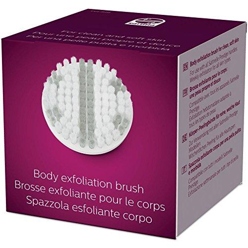 Philips BRE394/20 - Cabezal exfoliante de recambio para depiladora Satinelle Advanced