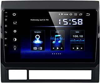 Dasaita 9 Android 9.0 Car Radio Touch Screen for Toyota Tacoma 2005 2006 2007 2008 2009 2010 2011 Head Unit 4G RAM 64G ROM Build in Carplay/Android Auto DSP Steering Wheel Control