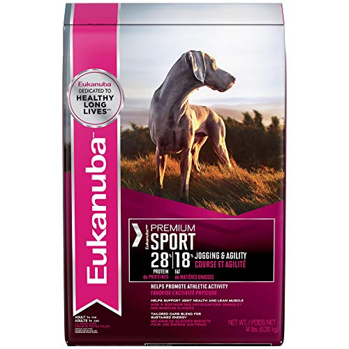Eukanuba Premium Sport 28/18 Condition Adult Dry Dog Food