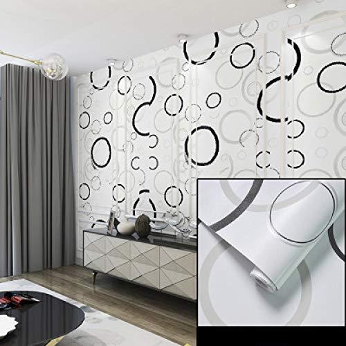 lsaiyy PVC Selbstklebende Tapete Möbel Renovierung Aufkleber wasserdicht Küchenschränke Kleiderschrank Tür Holz dekorative Boeing Film 06 10mx45cm