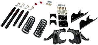 Belltech 707ND Lowering Kit with Nitro Drop 2 Shocks
