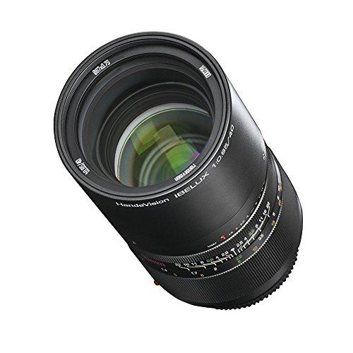 Handevision Ibelux 40 mm f/0,85 Objektiv für Fuji X